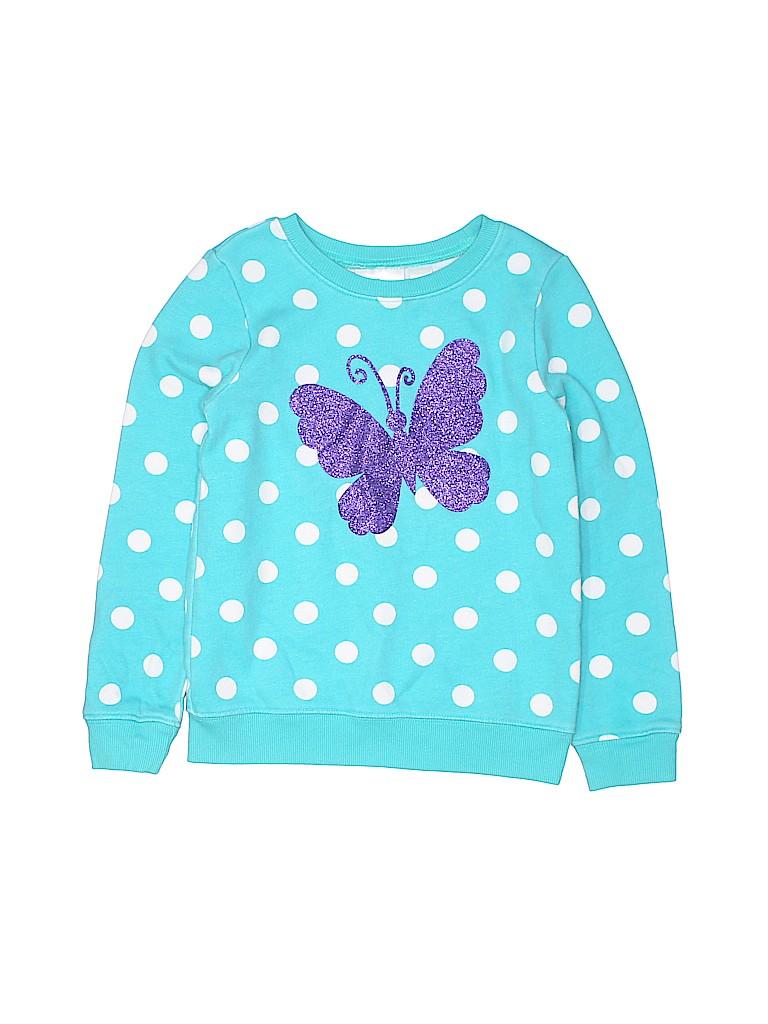 Jumping Beans Girls Sweatshirt Size 6