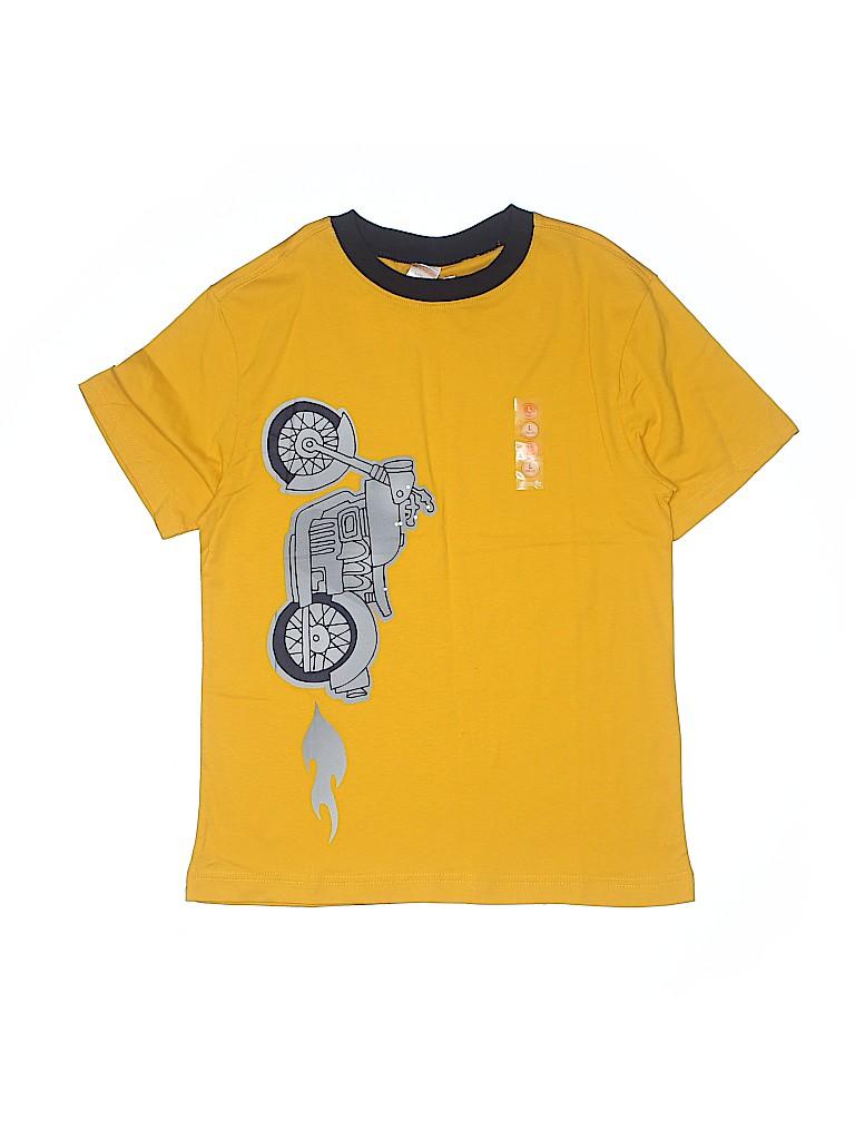 Gymboree Boys Short Sleeve T-Shirt Size L (Youth)