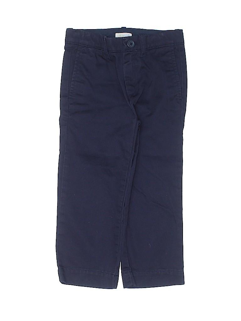 Crewcuts Outlet Boys Khakis Size 3