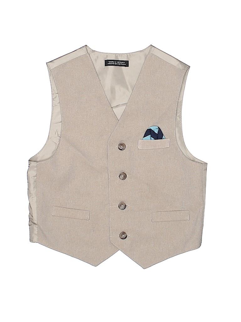 Assorted Brands Boys Tuxedo Vest Size 6