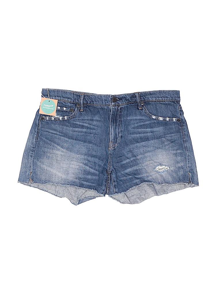Gap Women Denim Shorts 30 Waist