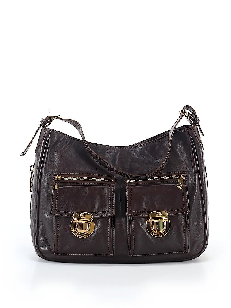 Marc Jacobs Women Leather Shoulder Bag One Size