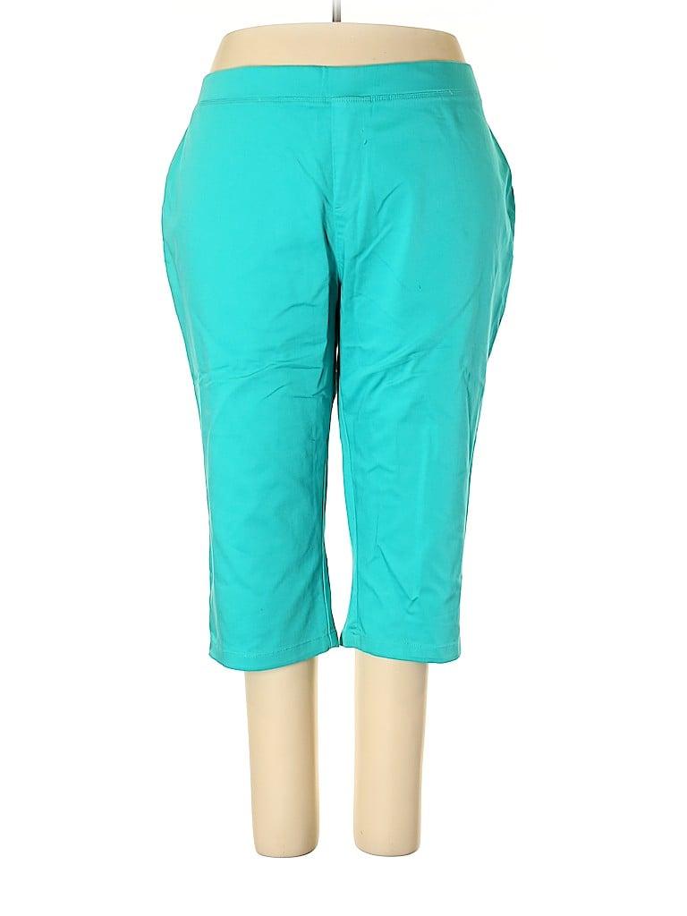 D&Co. Women Casual Pants Size 28 (Plus)