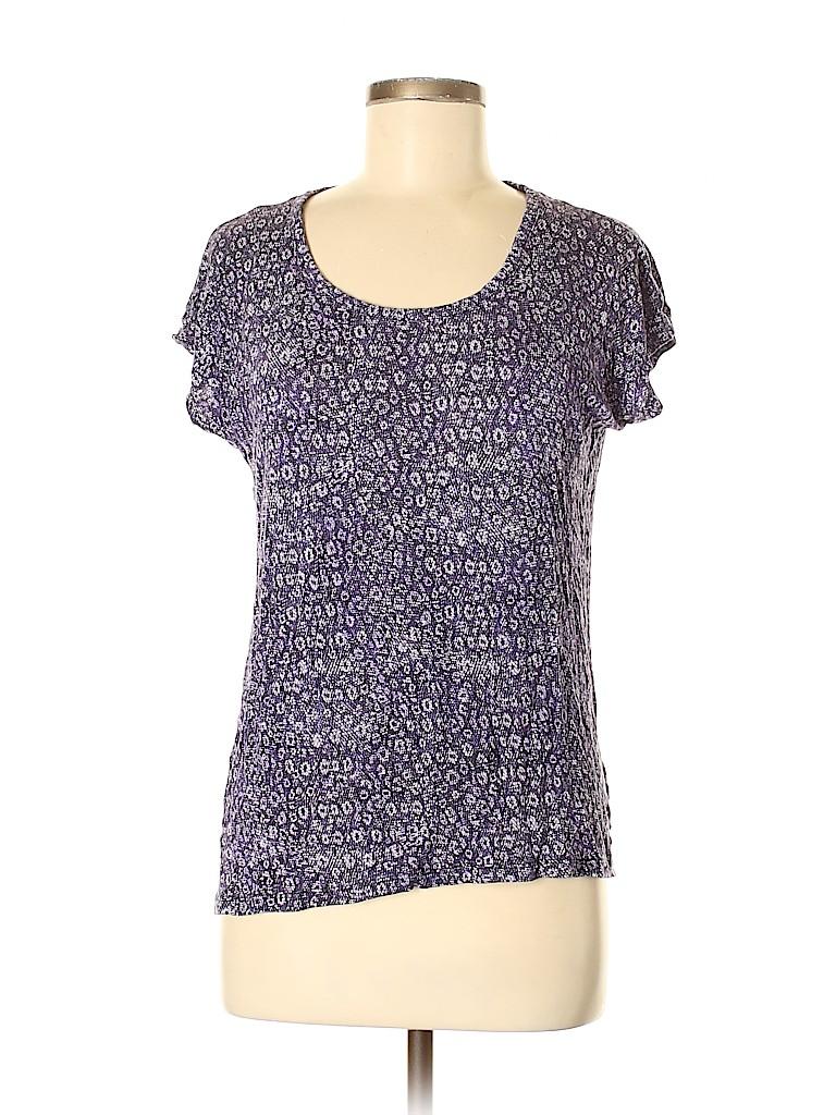 MICHAEL Michael Kors Women Short Sleeve Top Size M