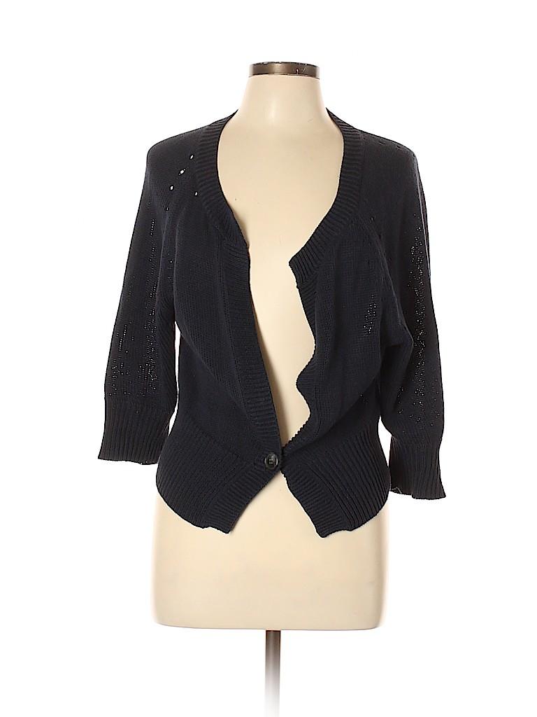 Saks Fifth Avenue Women Cardigan Size M