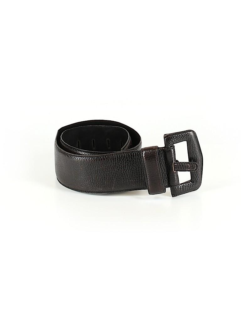 Unbranded Women Leather Belt Size M