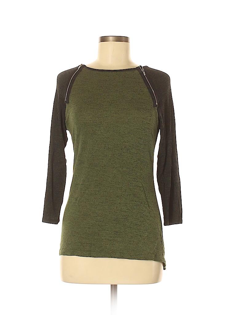 Rue21 Women Long Sleeve Top Size M