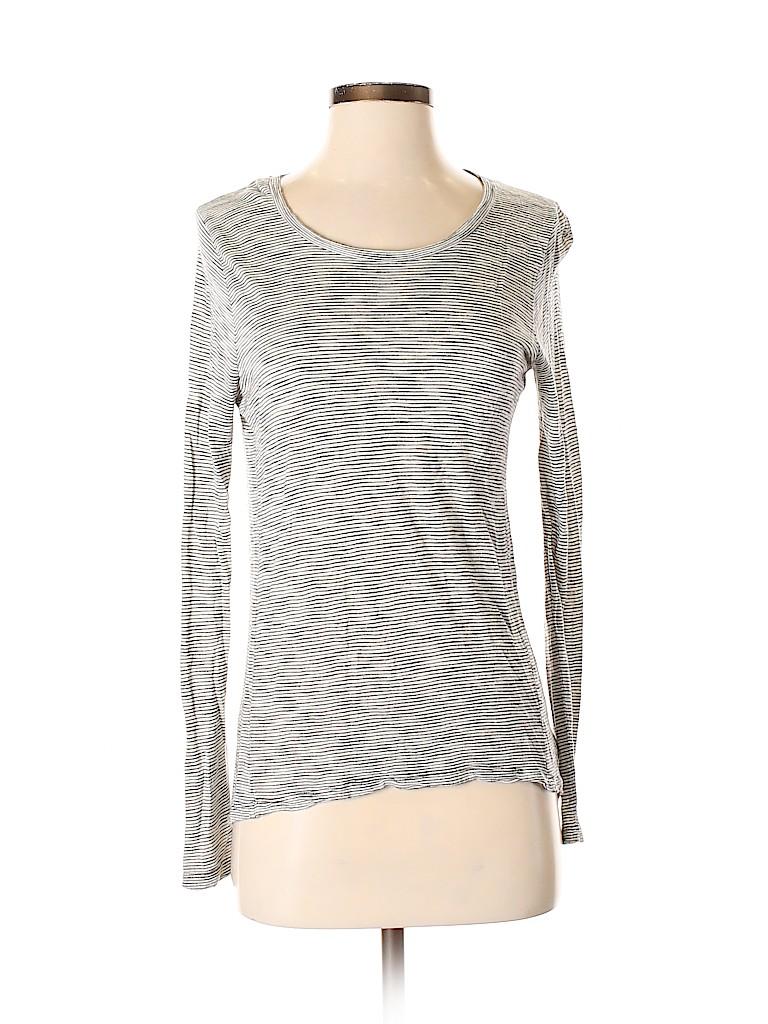 Madewell Women Long Sleeve Top Size S
