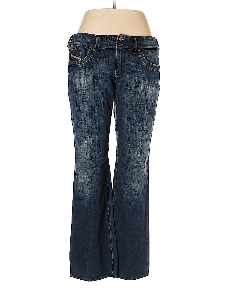 Diesel Women Jeans 34 Waist