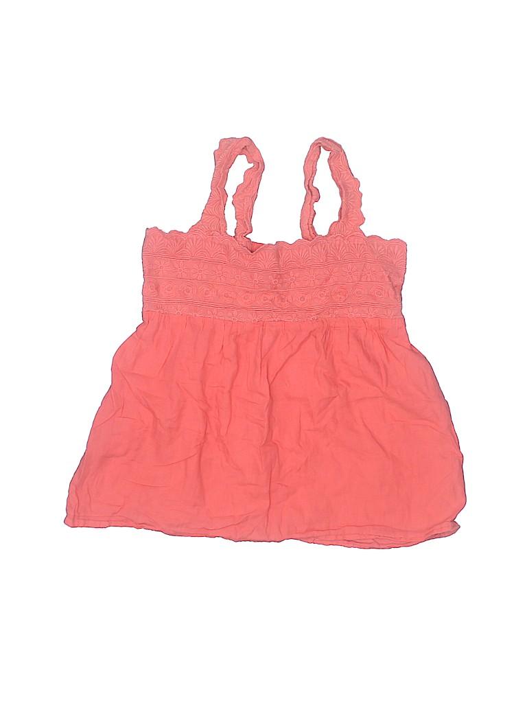 Old Navy Girls Sleeveless Blouse Size 12 - 14