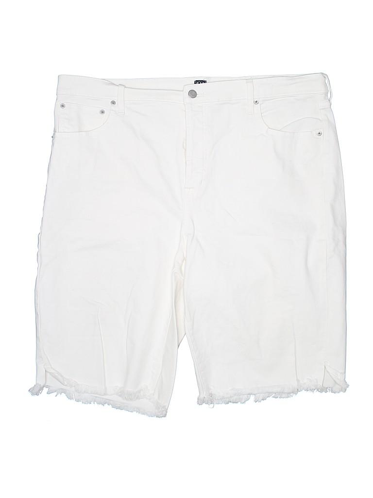 Gap Women Denim Shorts Size 35