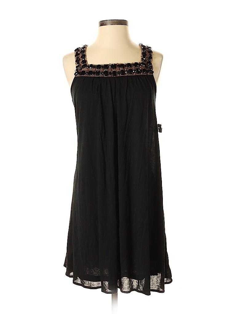 Bordeaux Women Casual Dress Size S