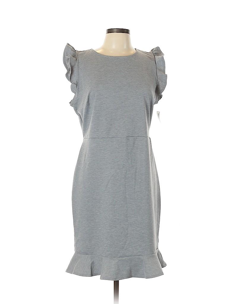 Old Navy Women Casual Dress Size L (Petite)