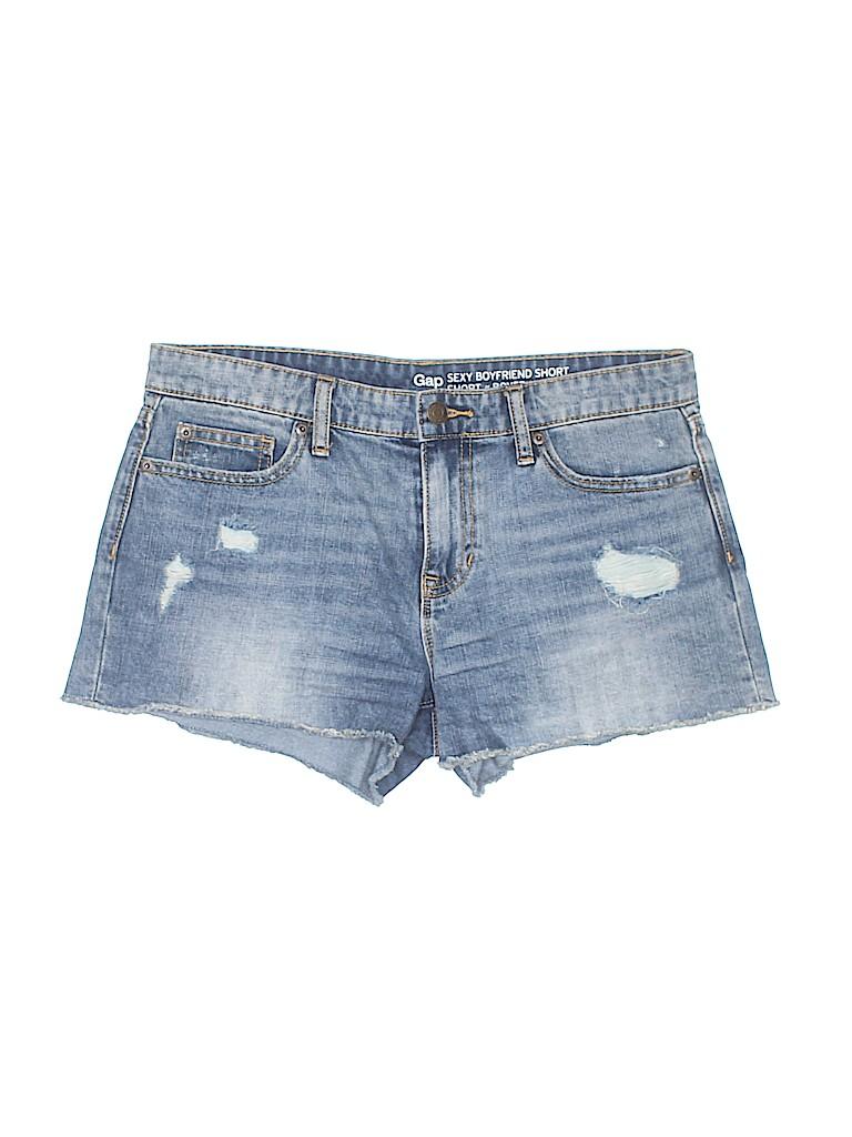 Gap Outlet Women Denim Shorts Size 6