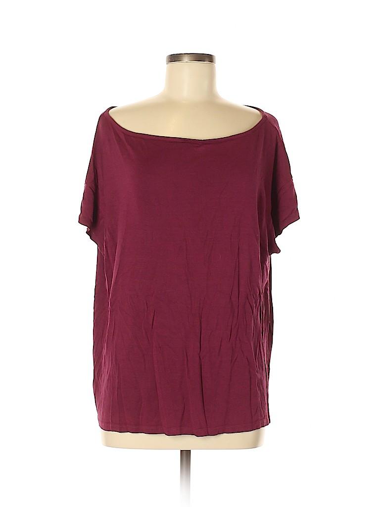 Michael Stars Women Short Sleeve Top Size S