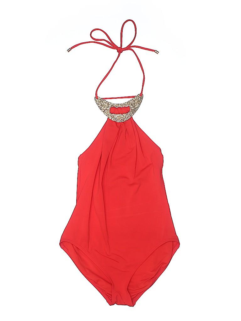 Michael Kors Women One Piece Swimsuit Size 8