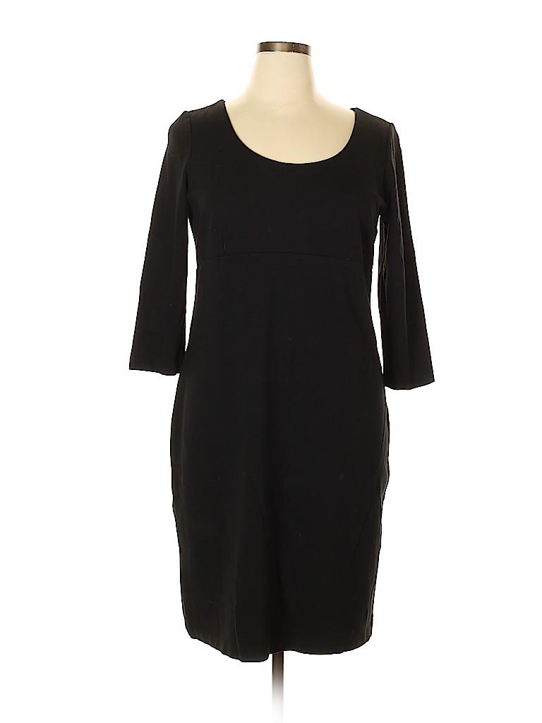 Talbots Women Casual Dress Size 16
