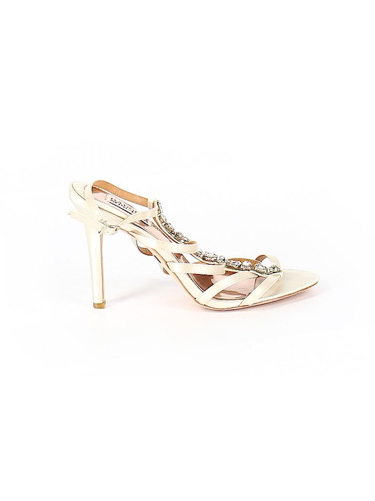 Badgley Mischka Women Heels Size 8 1/2