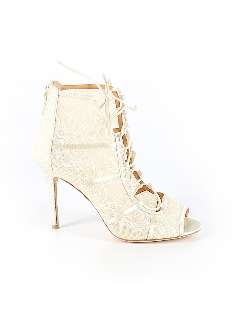 Badgley Mischka Women Ankle Boots Size 8