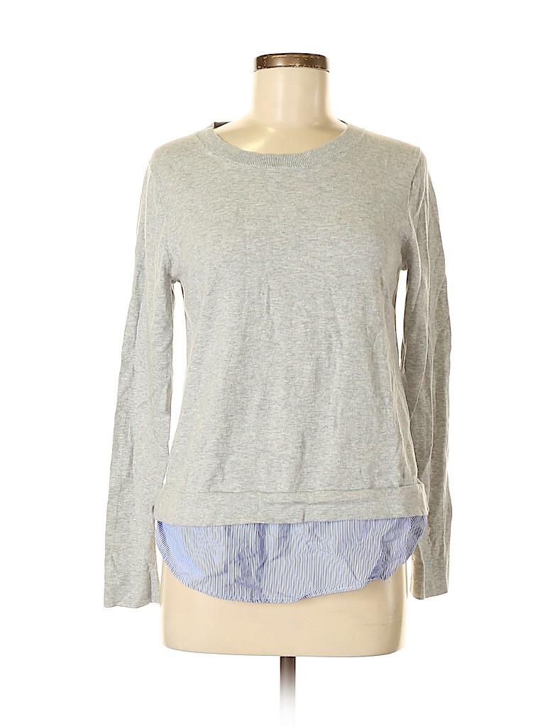 J. Crew Factory Store Women Long Sleeve Top Size M