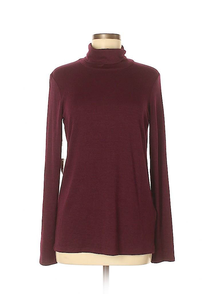 Banana Republic Women Turtleneck Sweater Size M