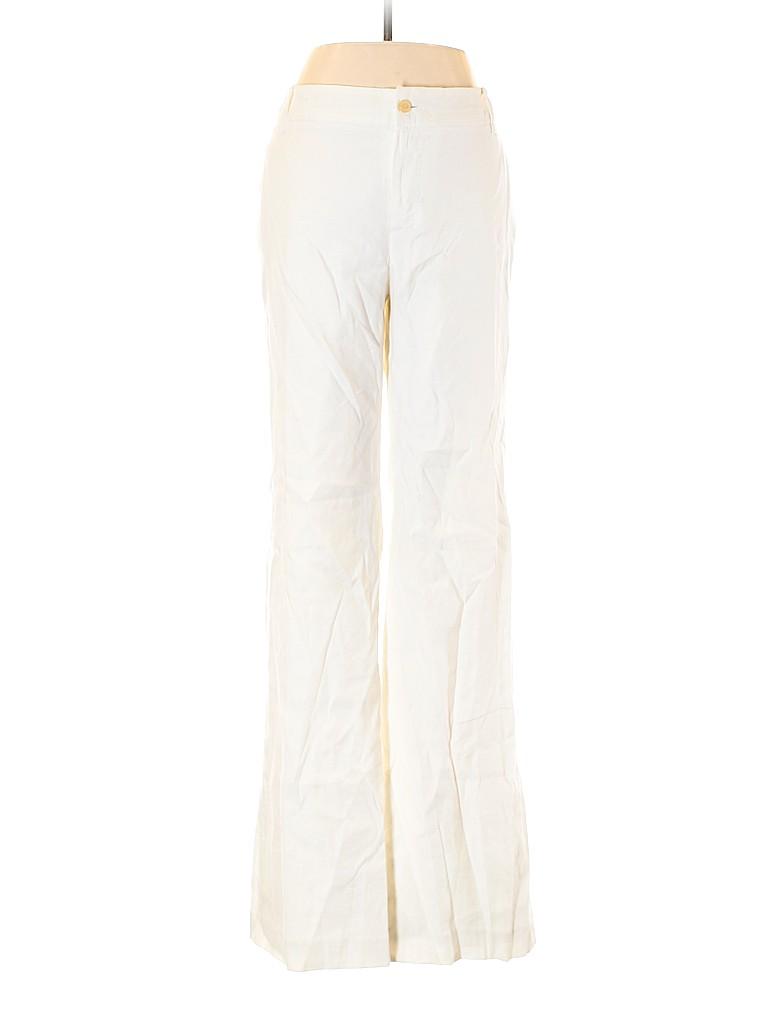 Banana Republic Women Linen Pants Size 8
