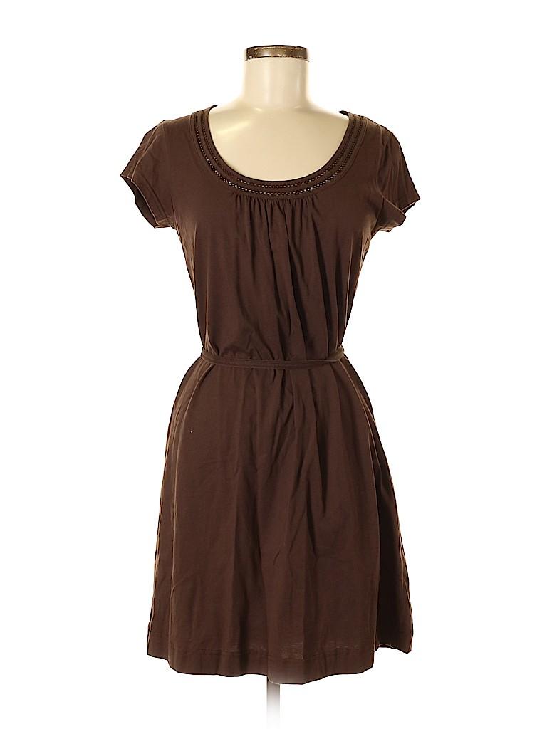 G.H. Bass & Co. Women Casual Dress Size M