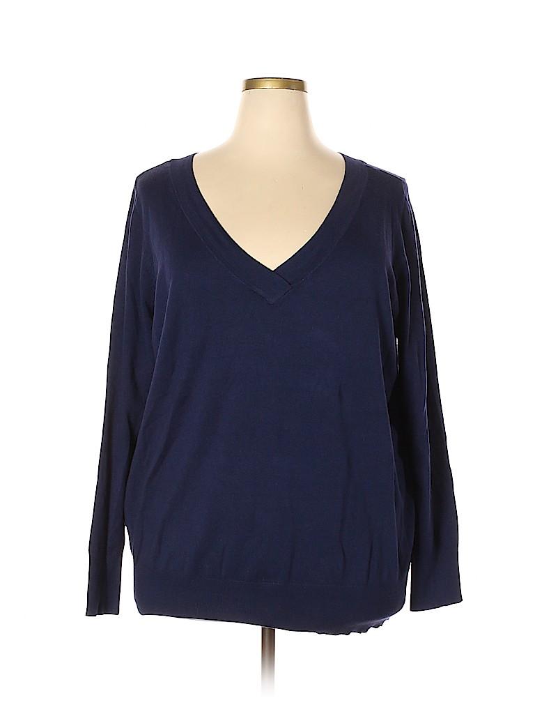 Lane Bryant Women Pullover Sweater Size 22/24 Plus (Plus)