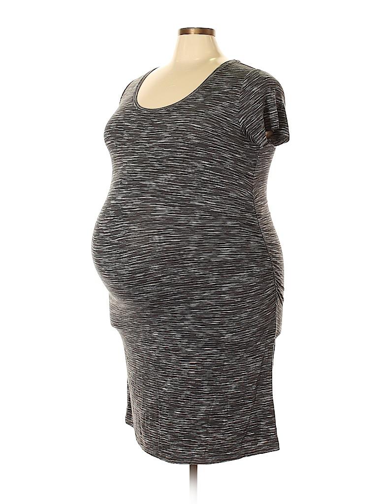Liz Lange Maternity for Target Women Casual Dress Size XL (Maternity)