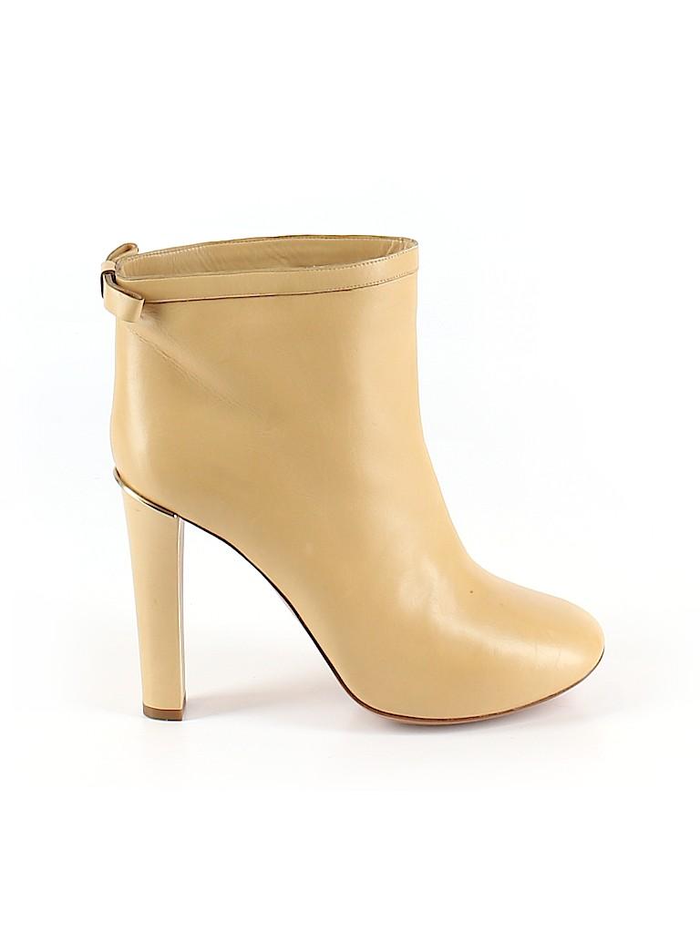 Chloé Women Ankle Boots Size 39.5 (EU)