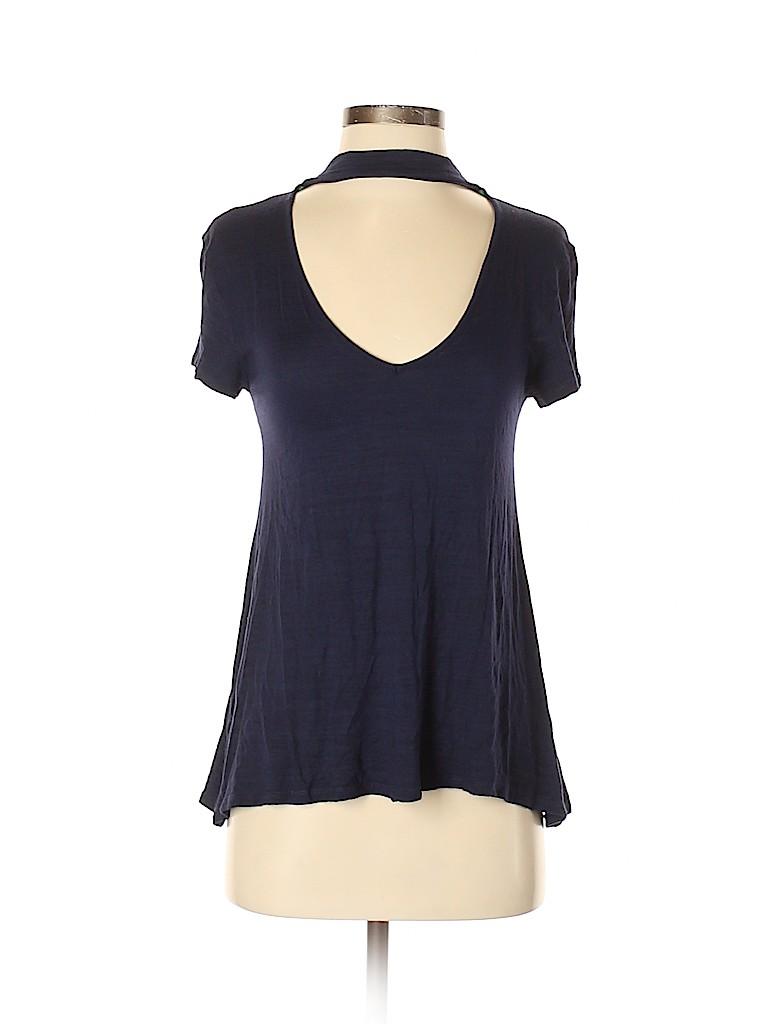 W5 Women Short Sleeve Top Size XS