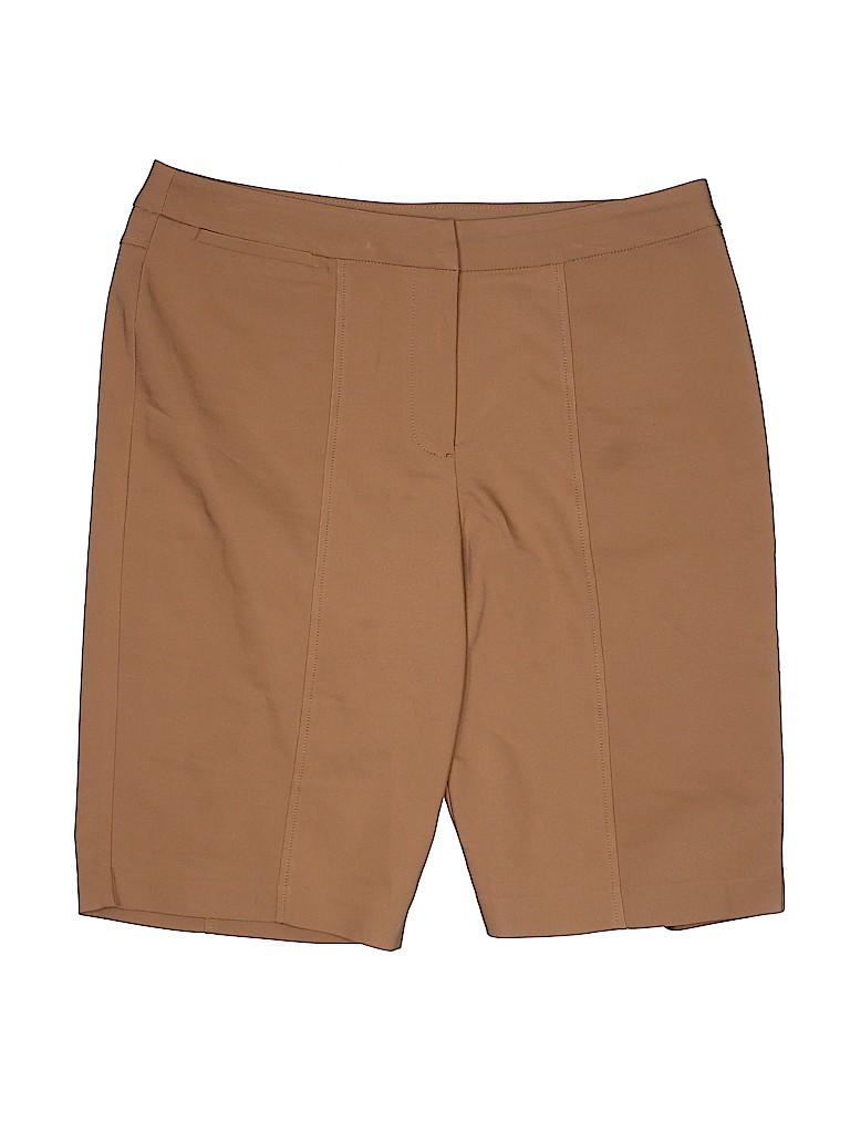 Norm Thompson Women Dressy Shorts Size 12