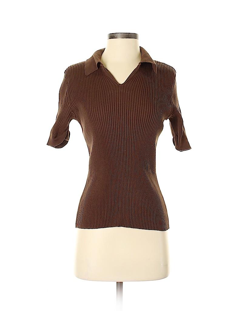 Dolce & Gabbana Women Short Sleeve Top Size 48 (IT)