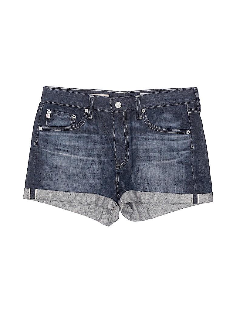 Adriano Goldschmied Women Denim Shorts 29 Waist