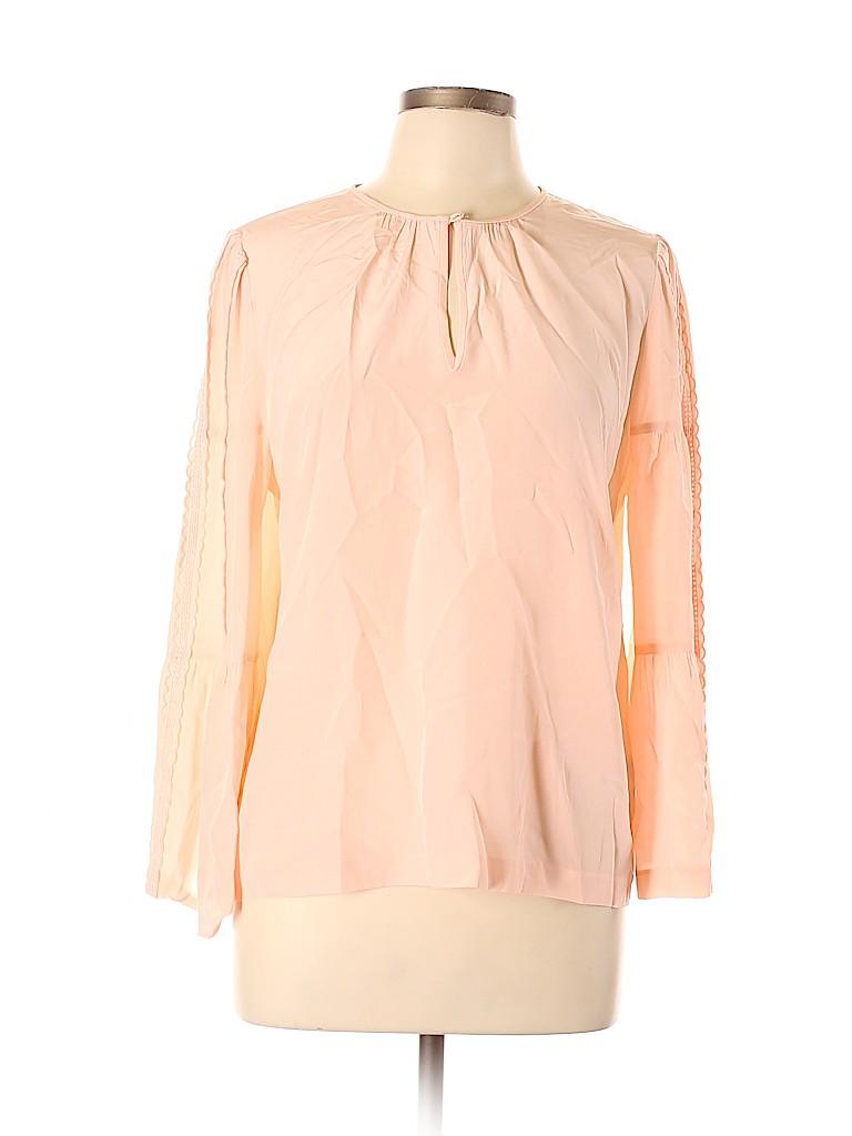 J. Crew Women Long Sleeve Blouse Size 10