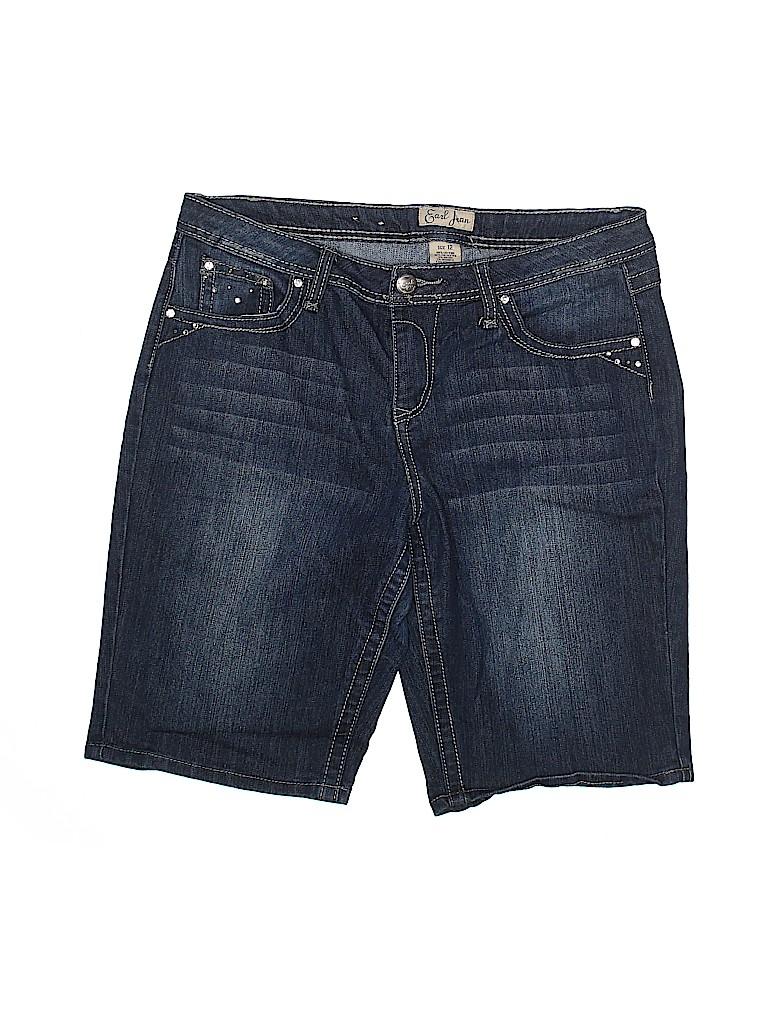 Earl Jean Women Denim Shorts Size 12