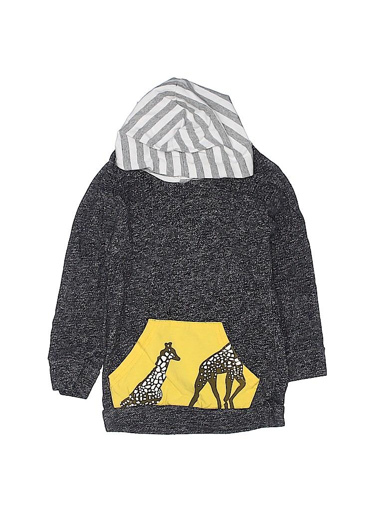 Atpapa Catpapa Boys Pullover Hoodie Size 100 (CM)