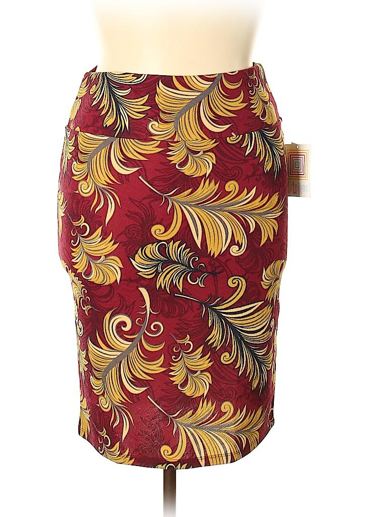 Lularoe Women Casual Skirt Size XL
