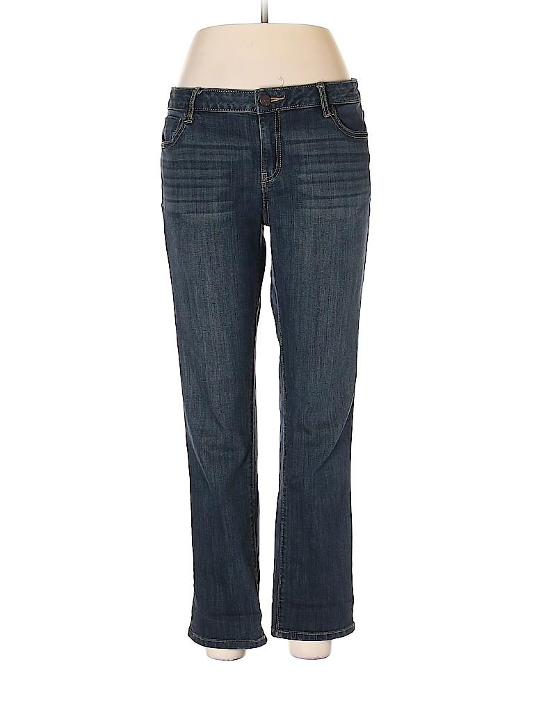 Simply Vera Vera Wang Women Jeans Size 10