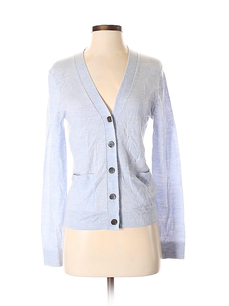 J. Crew Women Wool Cardigan Size S