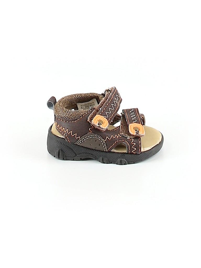 Rising Star Boys Sandals Size 1