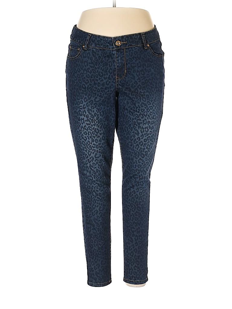 Lane Bryant Women Jeans Size 16 (Plus)