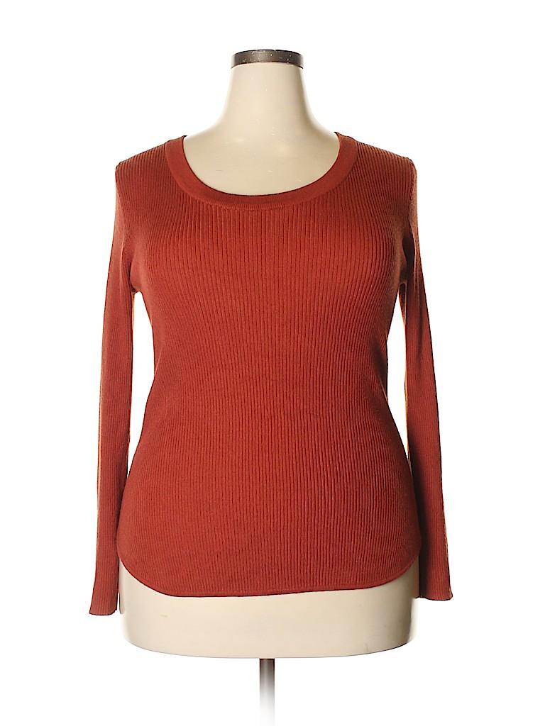 No Boundaries Women Pullover Sweater Size 3X (Plus)