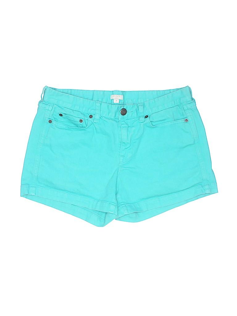 J. Crew Factory Store Women Denim Shorts Size 8