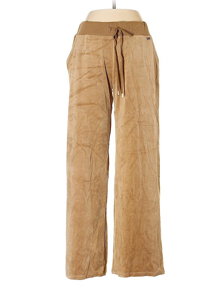 MICHAEL Michael Kors Women Velour Pants Size L