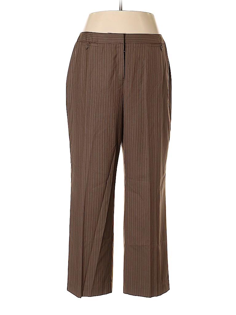 Style&Co Women Dress Pants Size 18W (Plus)