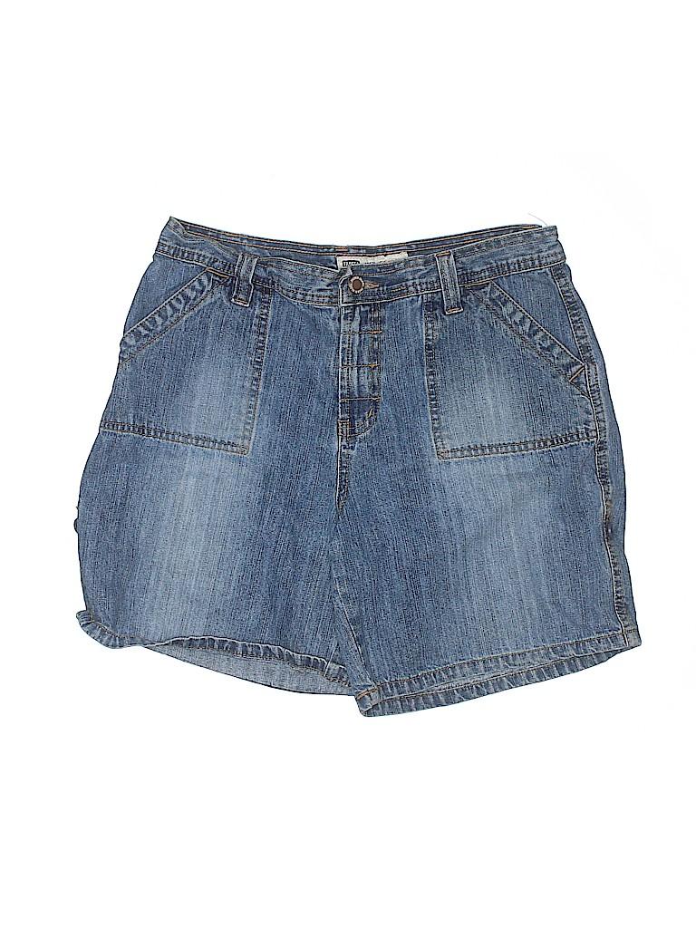 Faded Glory Women Denim Shorts Size 8