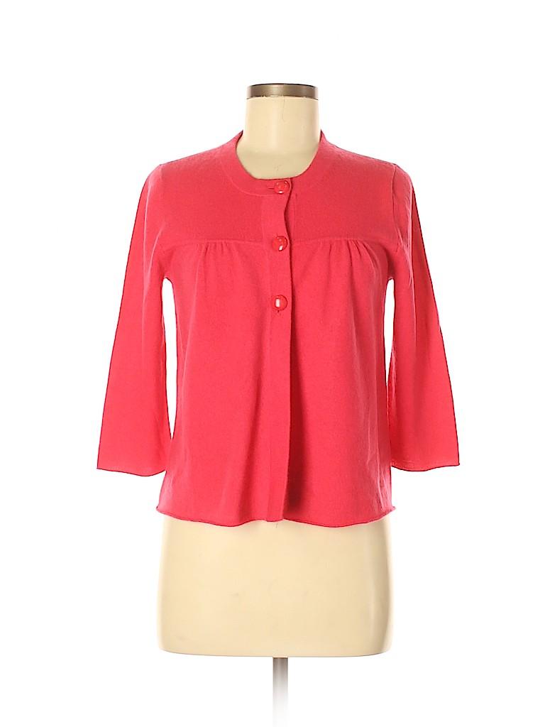 J. Crew Women Cashmere Cardigan Size M