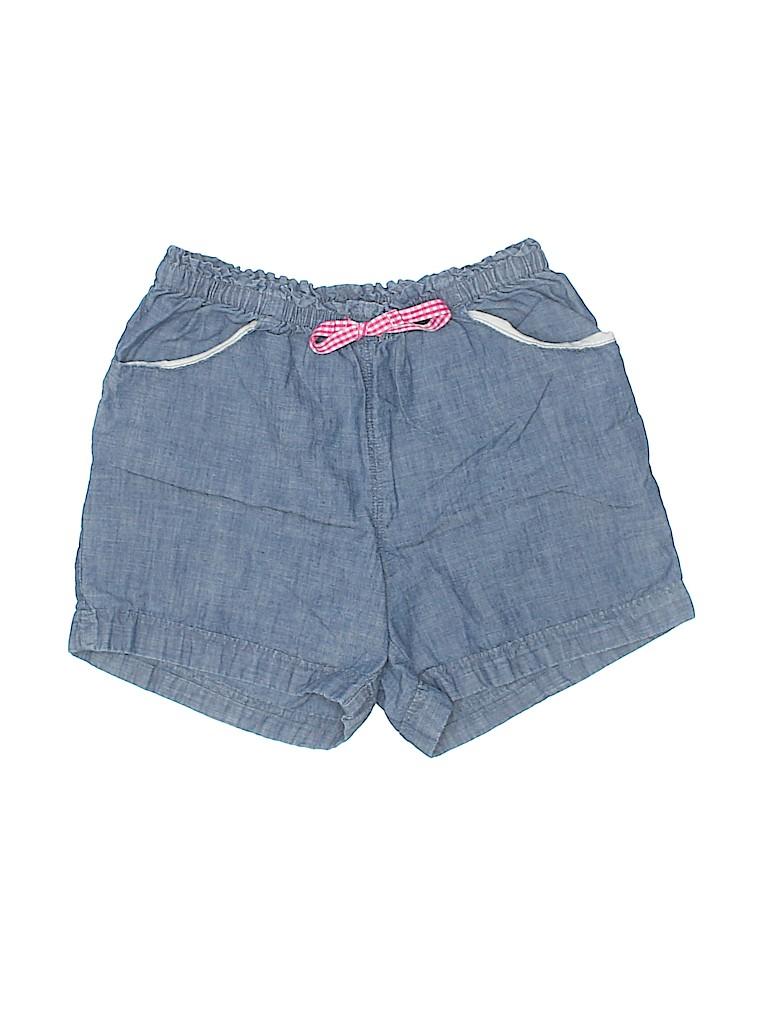 Lands' End Girls Khaki Shorts Size 16