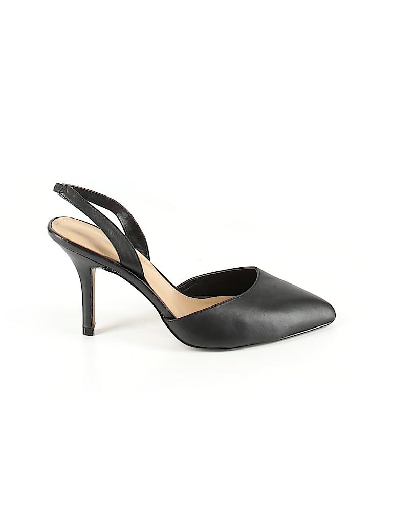 Saks Fifth Avenue Women Heels Size 6 1/2